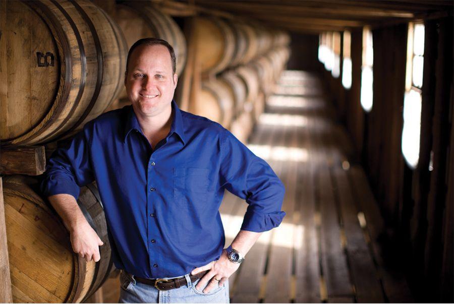Greg Davis, Maker's Mark Director of Distillery Operations