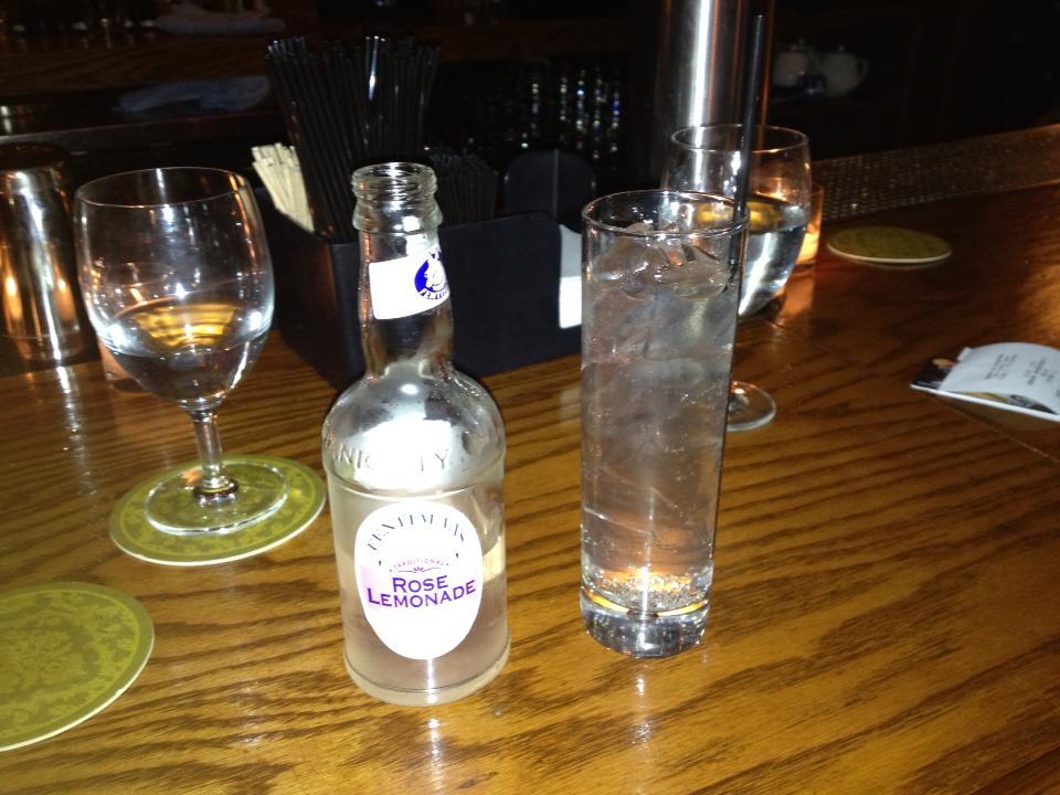 O&E Rose Lemonade