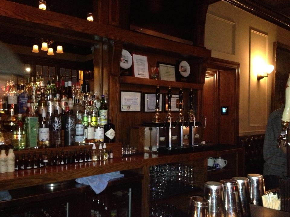 Owen & Engine Bar