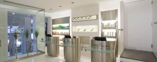 Maxine Salon reception