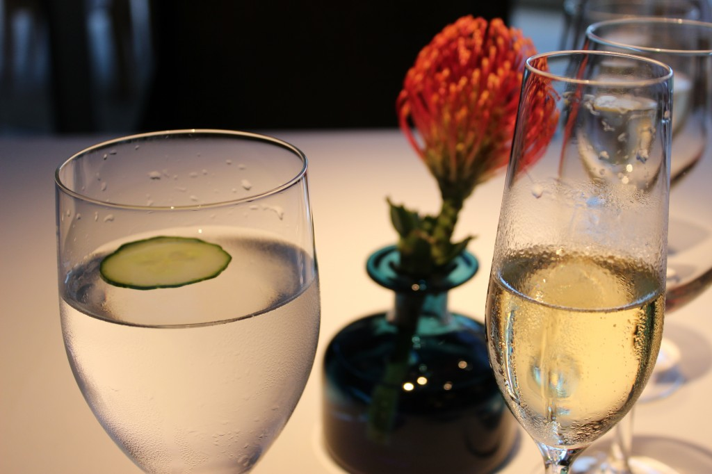 Grower's Champagne and Cucumber Enhanced Water Photo Credit: Chris J.Hamilton