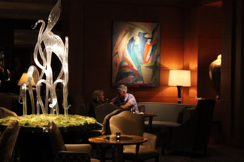 Lobby Lounge Photo Credit: Chris J. Hamilton