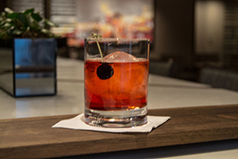 Cranberry Old Fashion - Photo Credit: Level Two