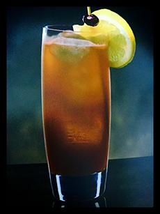Gin Collins di Amaro